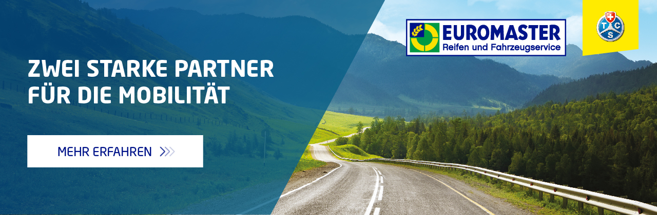 Partnerschaft TCS - Homepage B2C