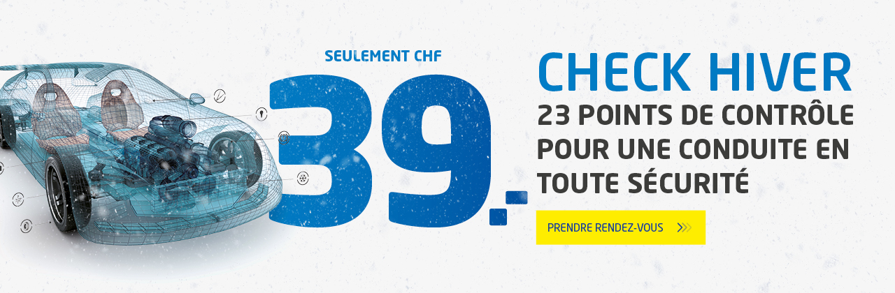 Check Hiver seulement CHF 39.-